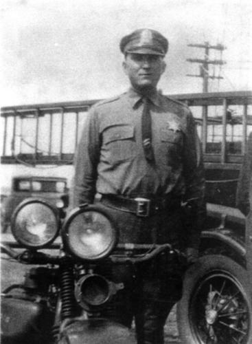 Frank M. Schwartz, Trooper - District 2, Served: December 18, 1929, to September 11, 1930