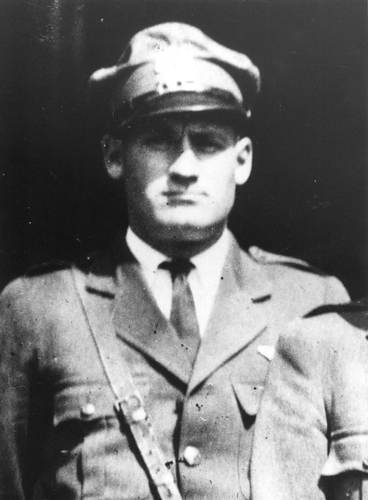 Robert J. Card, Trooper - District 1, Served: February 28, 1924, to August 12, 1930