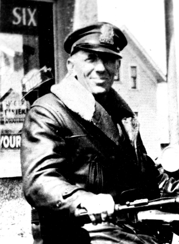 Robert J. McDonald, Trooper - District 11, Served: November 11, 1929, to July 10, 1930