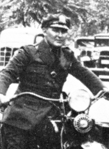 Frank Tamulis, Trooper - District 13, Served: March 6, 1936, to August 9, 1937