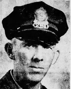 Albert Cecil Brokmyer, Trooper - District 13, Served: March 17, 1933, to November 19, 1939
