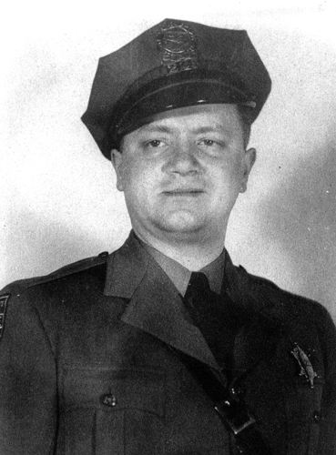 Samuel Mangiamele, Trooper - District 3 (District Chicago), Served: June 13, 1942, to May 25, 1945