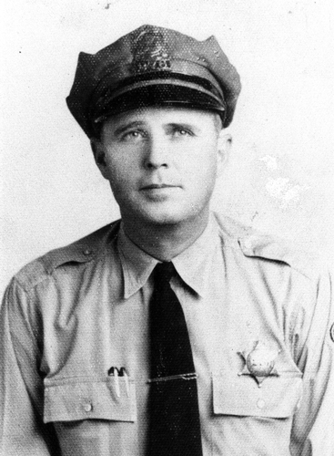 Forrest F. Spencer, Trooper - District 13A (District 22), Served: May 23, 1945, to October 27, 1946