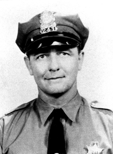 George L. Fredrickson, Trooper - District 11, Served: March 24, 1944, to September 1, 1947
