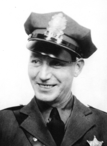 Roy Kyle Moody, Trooper - District 9, Served: January 8, 1941, to February 28, 1949