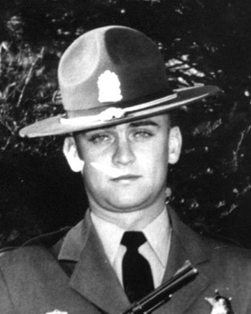 Dale A. Van Vooren, Trooper - District 7, Served: November 15, 1957, to December 29, 1962