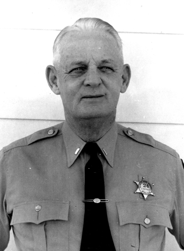 Clarence M. Robinson, Lieutenant - District 12A (District 19), Served: January 4, 1928 to, July 5, 1933 and January 1, 1941 to December 28, 1963