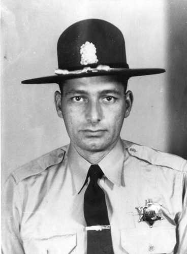 Frank A. Doris, Trooper - District 12, Served: October 28, 1957, to May 27, 1967