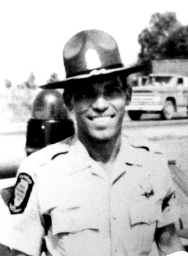 Warren L. Allen, Trooper - District 6, Served: June 14, 1959, to September 21, 1967