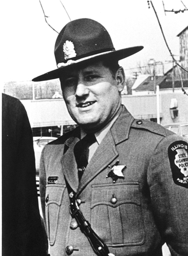 Donald R. Blickensderfer, Trooper - District 10, Served: February 24, 1963, to September 26, 1970