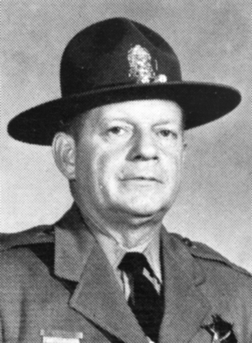 George D. Craggs, Corporal - District 9, Served: October 28, 1957, to November 10, 1976