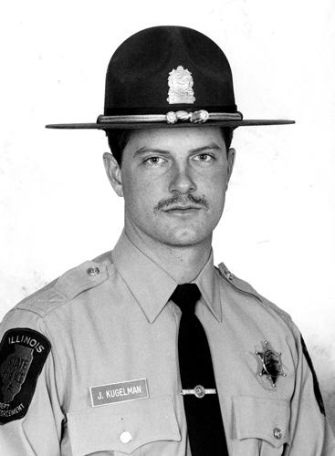 John H. Kugelman, Trooper - District 2, Served: October 9, 1983, to November 10, 1986