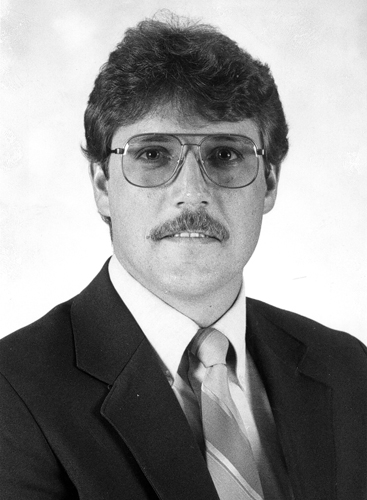 Gary Degelman, Special Agent - Zone 14 (Zone 4), Served: August 27, 1984, to May 4, 1989
