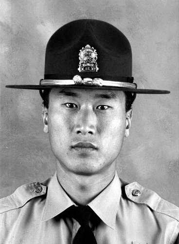 Chong S. Lim, Trooper - District 15, Served: January 29, 1990, to June 6, 1995