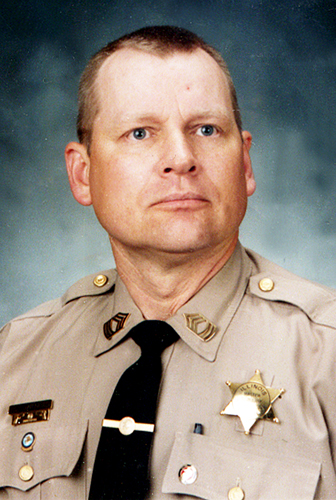 Stanley W. Talbot, Master Sergeant - District 7, Served: March 11, 1975, to June 23, 2001