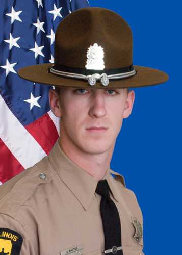 James Sauter, Trooper - District 15, Served: June 29, 2008, to March 28, 2013