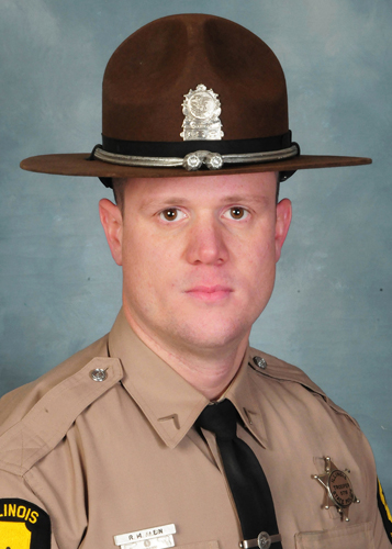 Ryan Albin, Trooper - District 6, Served: January 8, 2006, to June 28, 2017