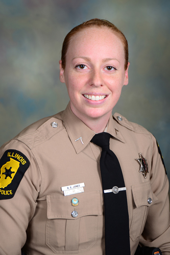 Brooke Jones-Story, Trooper - District 16, Served: June 24, 2007, to March 28, 2019