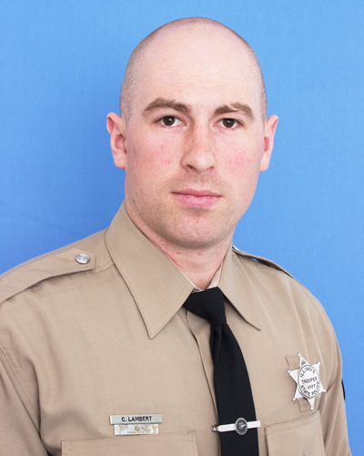 Christopher Lambert, Trooper - District 15, Served: November 10, 2013, to January 12, 2019