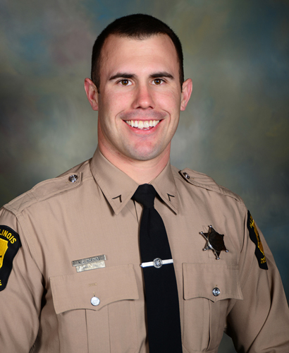 Nicholas Hopkins, Trooper - S.W.A.T., Served: May 31, 2009, to August 23, 2019