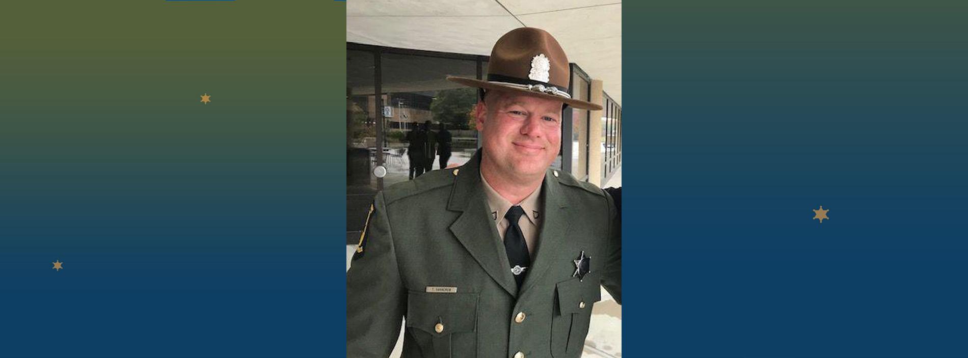 ISP Trooper Todd Hanneken