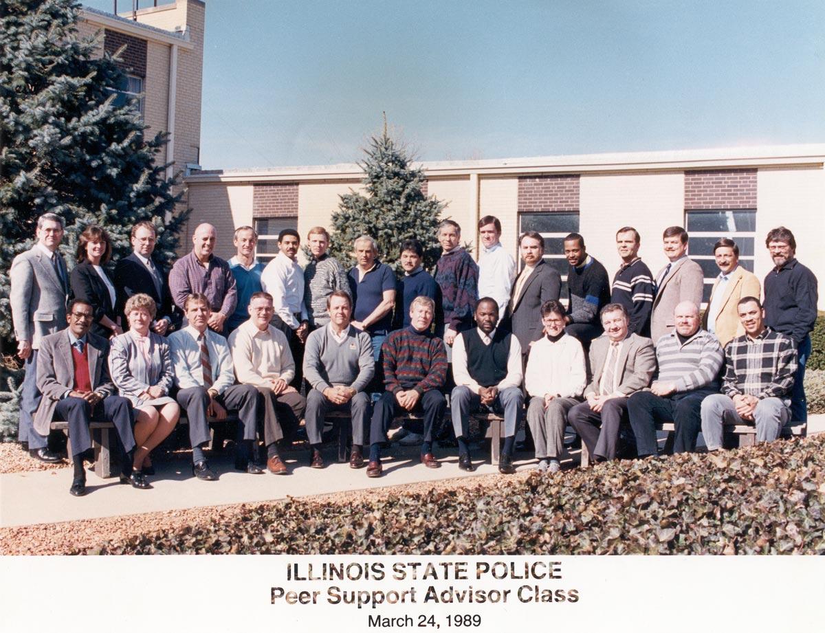 Peer Support Advisors - 1980s