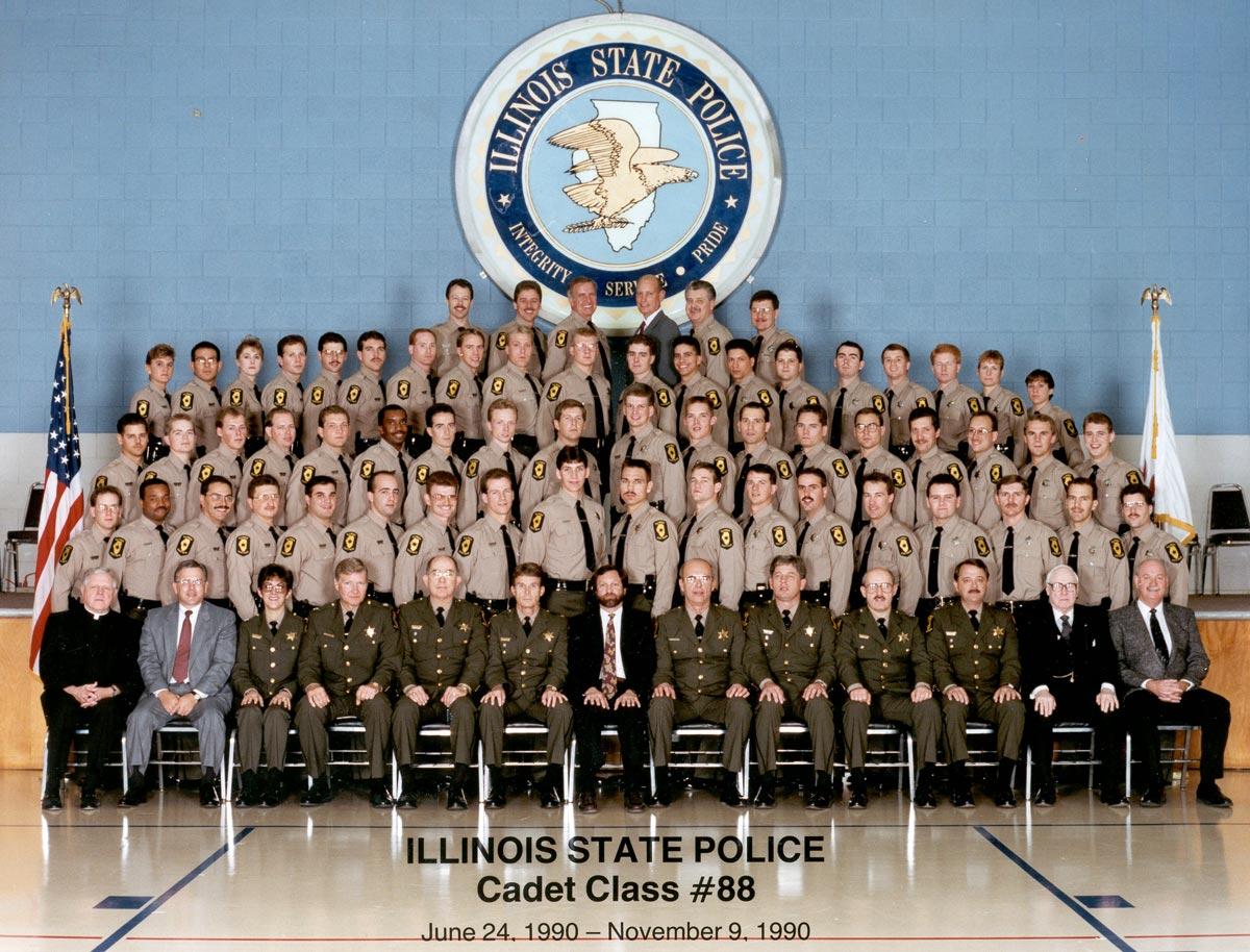 Cadet Class 88