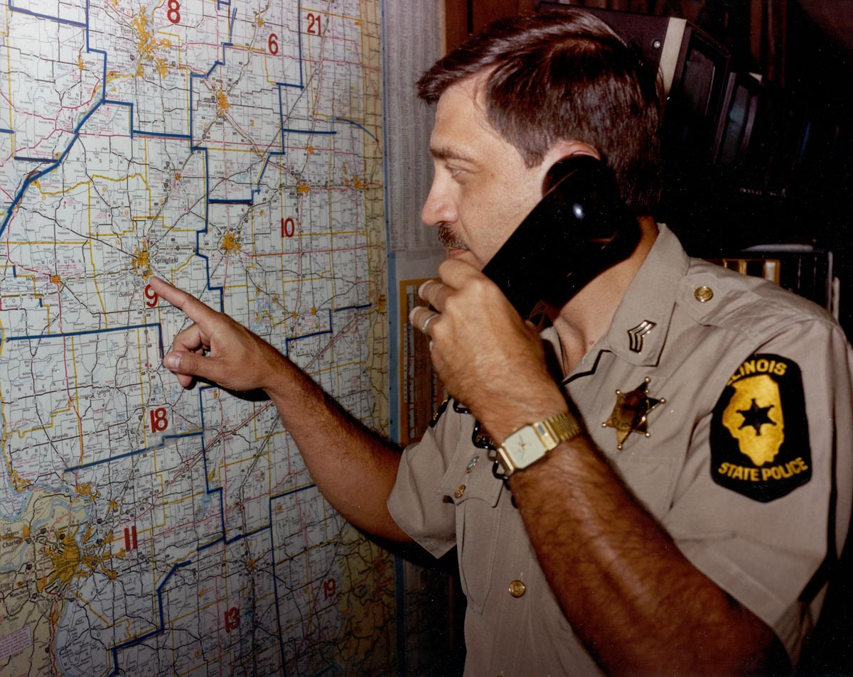 ISP Command Center – 1990s