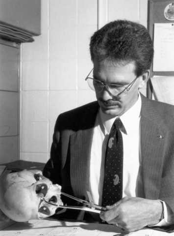 Forensic Anthropologist Master Sergeant Mark A Johnsey – 1990s