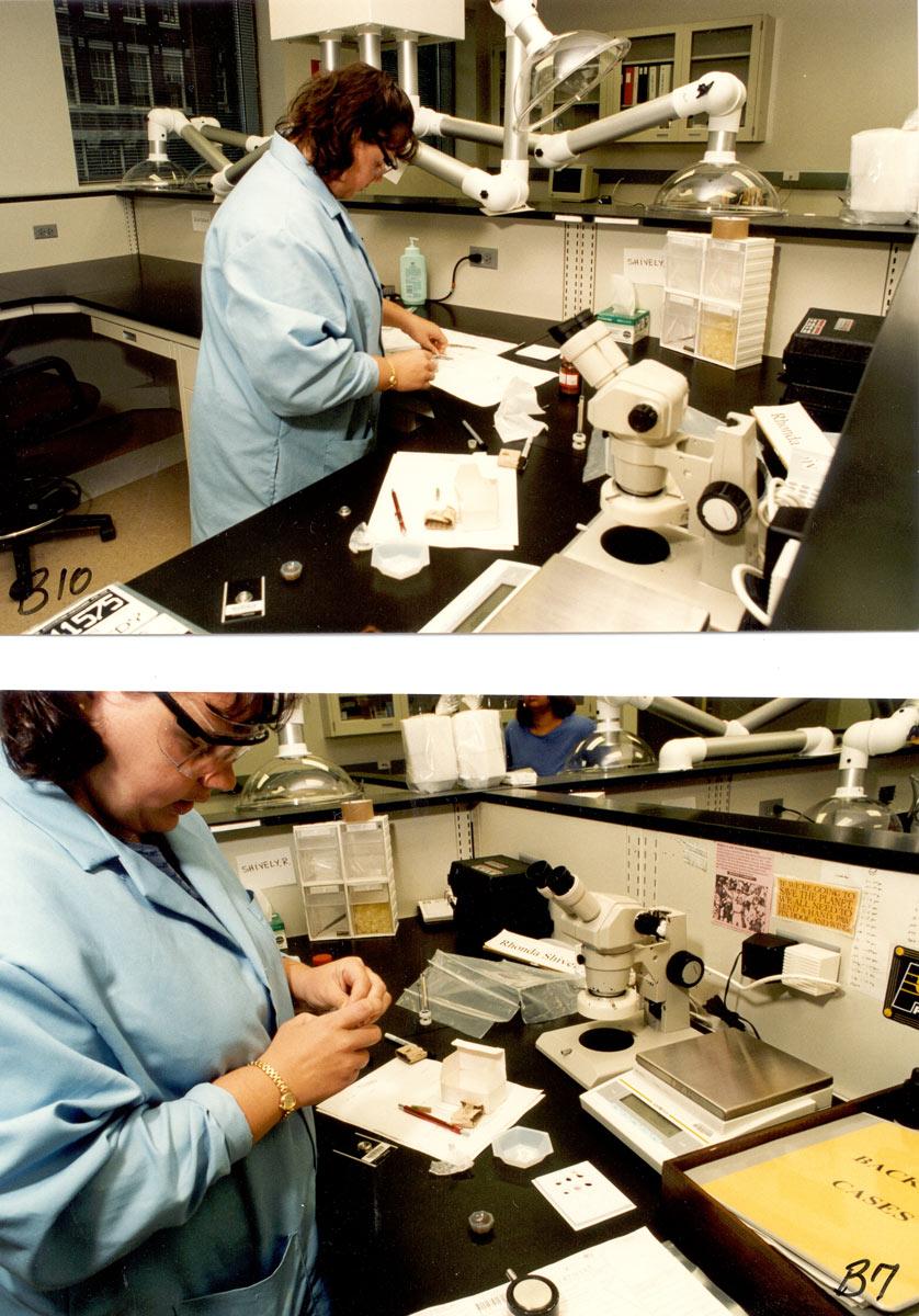 Laboratory work 1990s