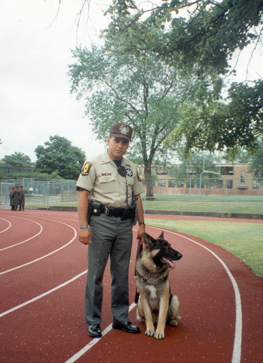 K-9 Officer