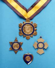 Awards & medals