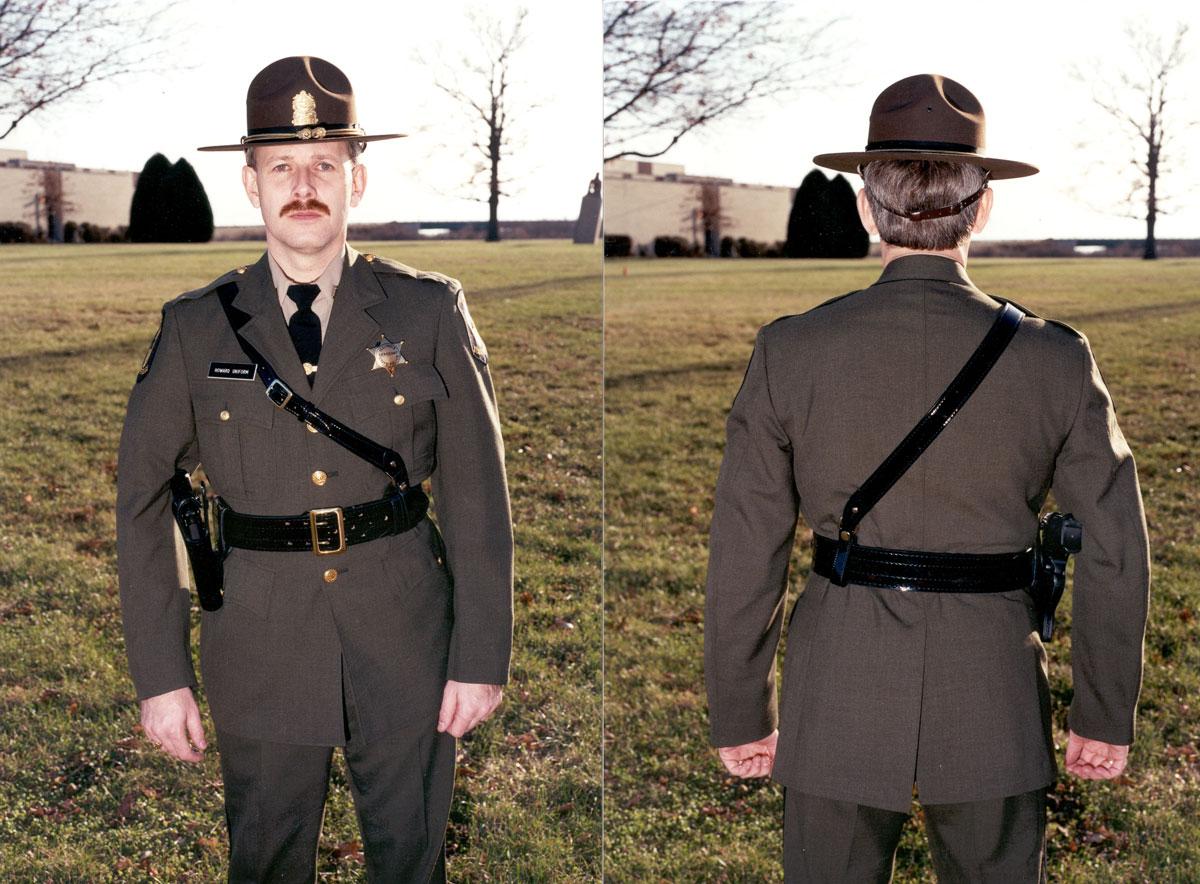 Prototype Modern Dress/Honor Guard Uniform