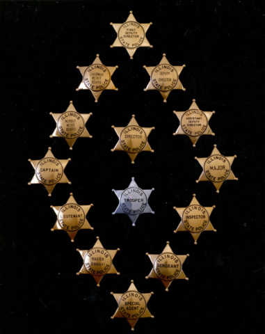 Stars with ranks