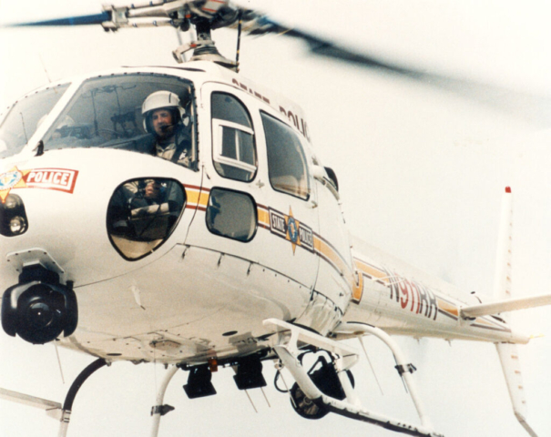 "Air One Helicopter -  Eurocopter AS350 ""AStar"""