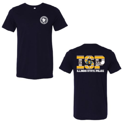 Illinois State Police T-Shirts - available in the ISPHF Gift Shop!